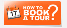 How to book a tour?